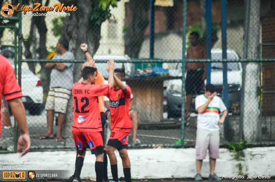 Portuguesa 2                                                             x                                                                 Cerol FC 3