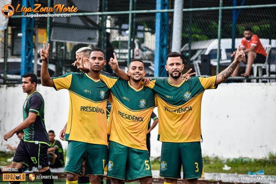Borussia 2                                                             x                                                                 GC/Presidência 6
