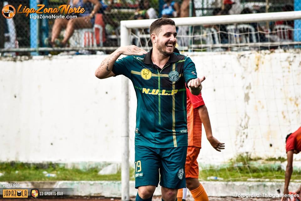 Esporte Roma 2                                                             x                                                                 Guarani FS 3