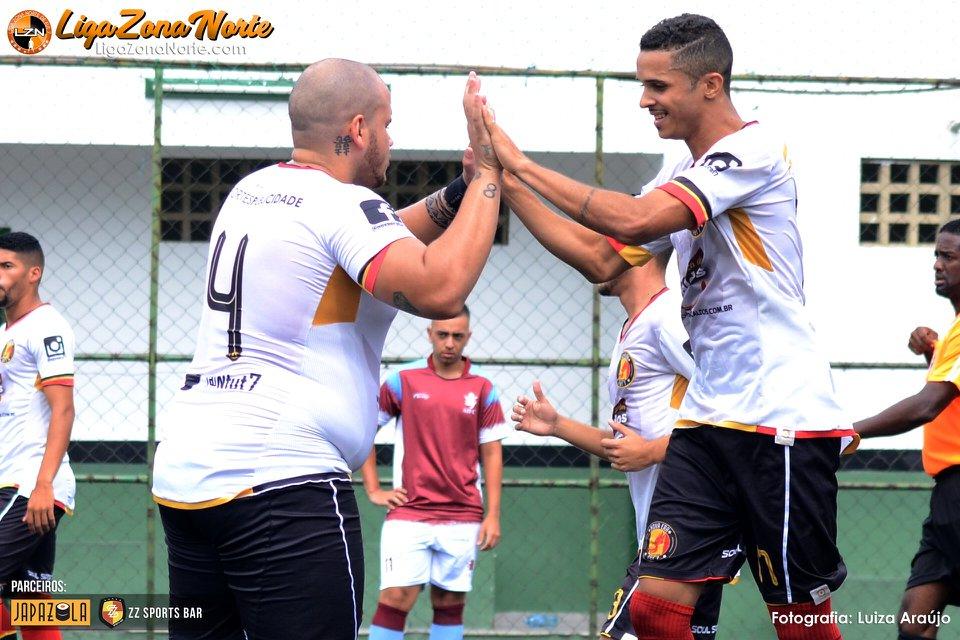 Tigres FC 1                                                     x                                                         Nova Era F7 14