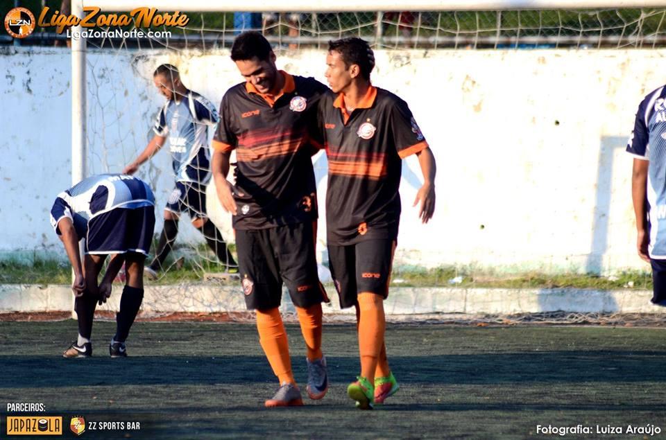 Mafia FC 1                                                             x                                                                 Boêmios 3