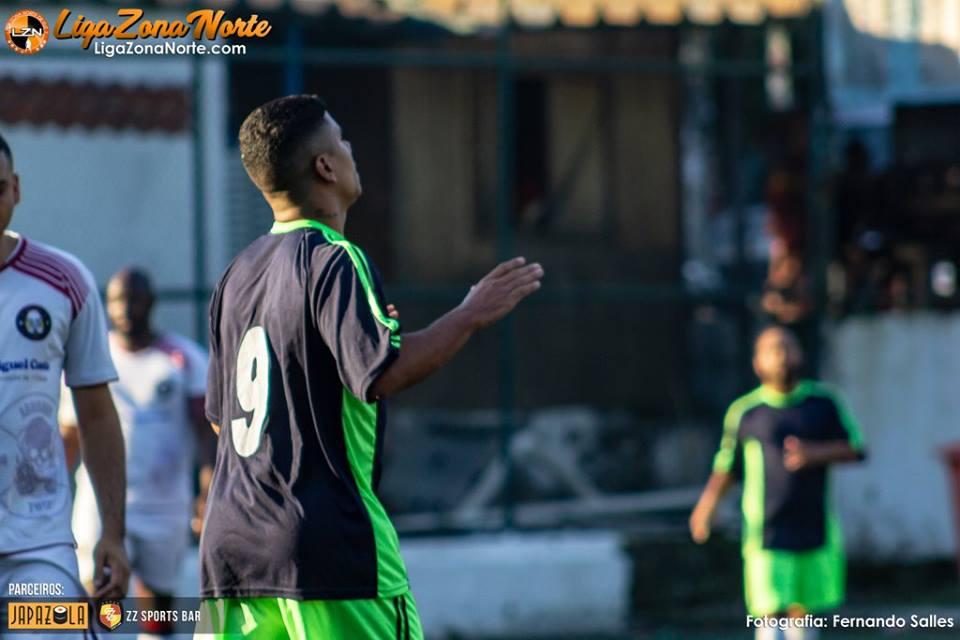 So Familia FC 3                                                     x                                                         Arrisque Tudo 0