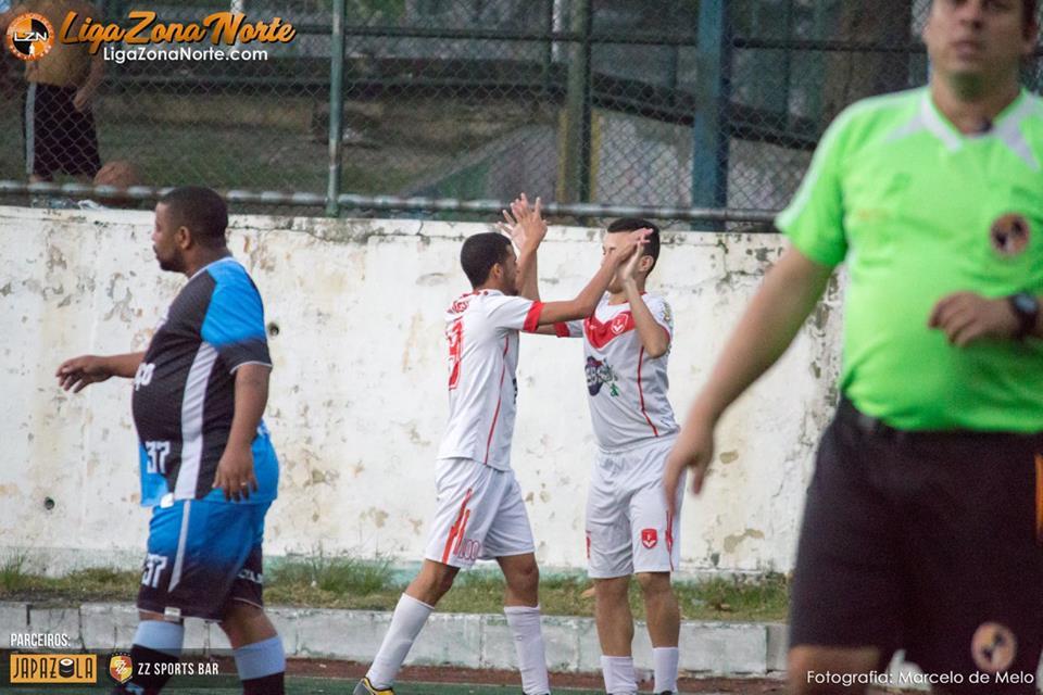 Uniao Mare 17                                                     x                                                         Peladao FC 2