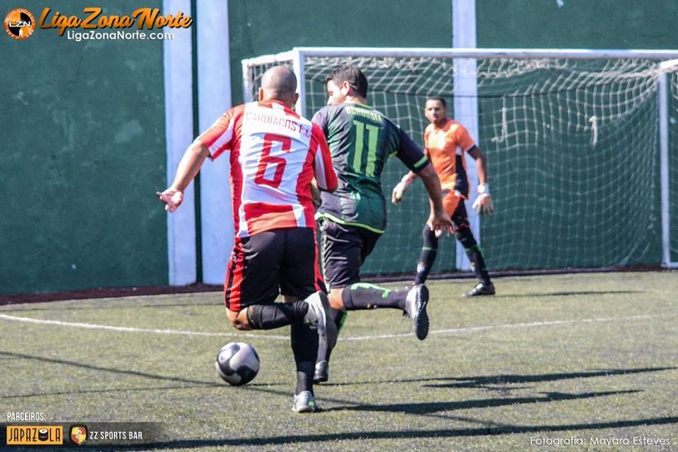 Borussia da Depressao 3                                                     x                                                         Cardiacos FC 3