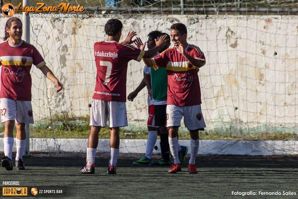 Humildade FC 4                                                     x                                                         Campeão Antecipado 6