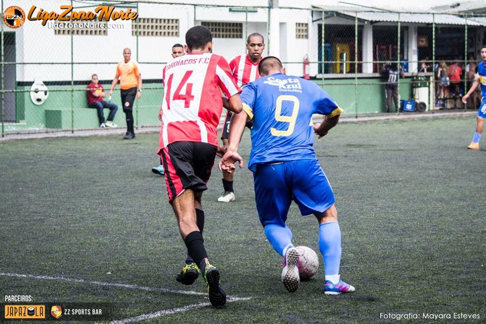 Cardiacos FC 3                                                     x                                                         Boca Jovem FC 3