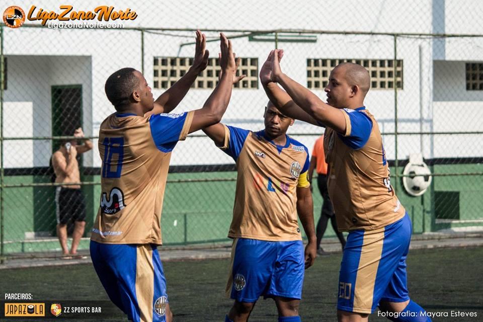 Borussia da Depressao 0                                                     x                                                         Guaxilau FC 6