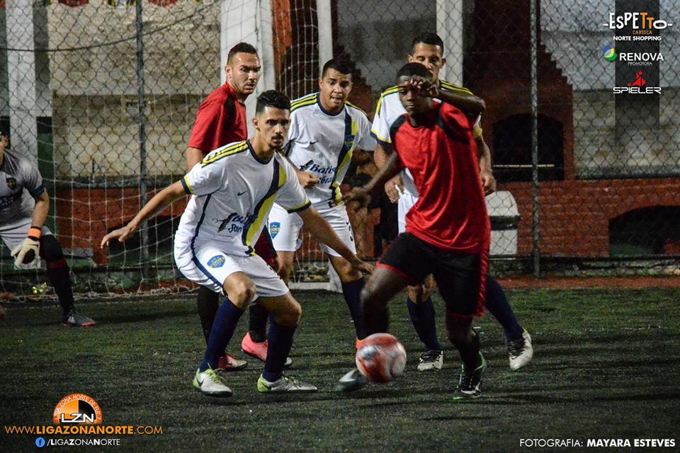 Boca Jovem FC 6                                                             x                                                                 Real Estrela FC 6