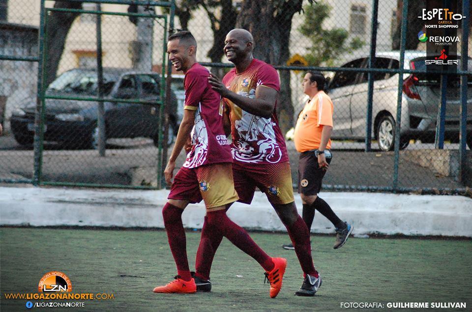 La Furia 9                                                     x                                                         Humildade FC 3