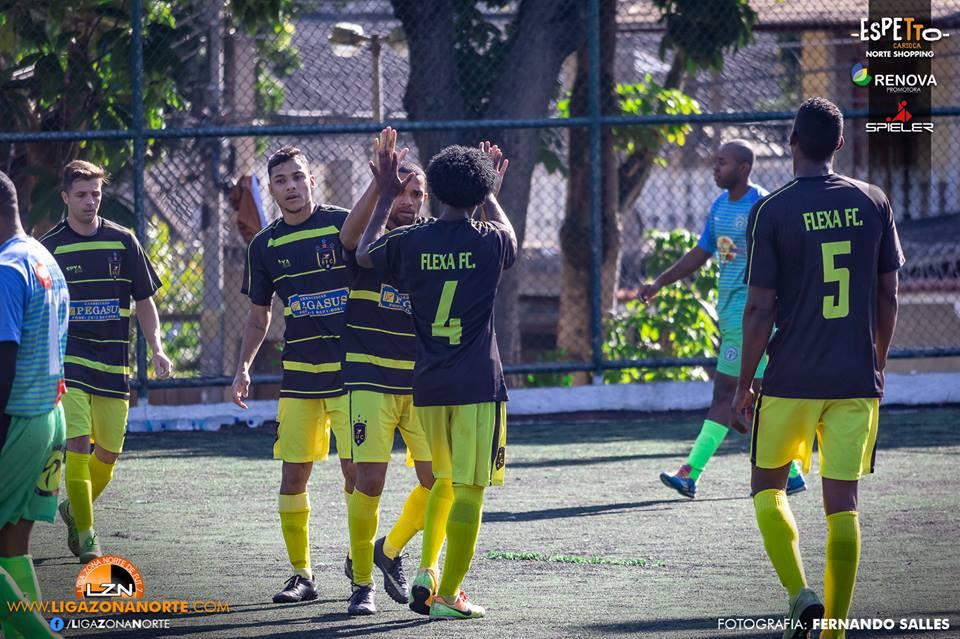 Flexa FC 3                                                             x                                                                 Guarani FS 2