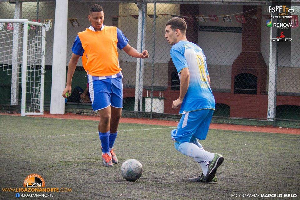 Higienópolis FC 4                                                             x                                                                 Futevôlei Rio 2 4