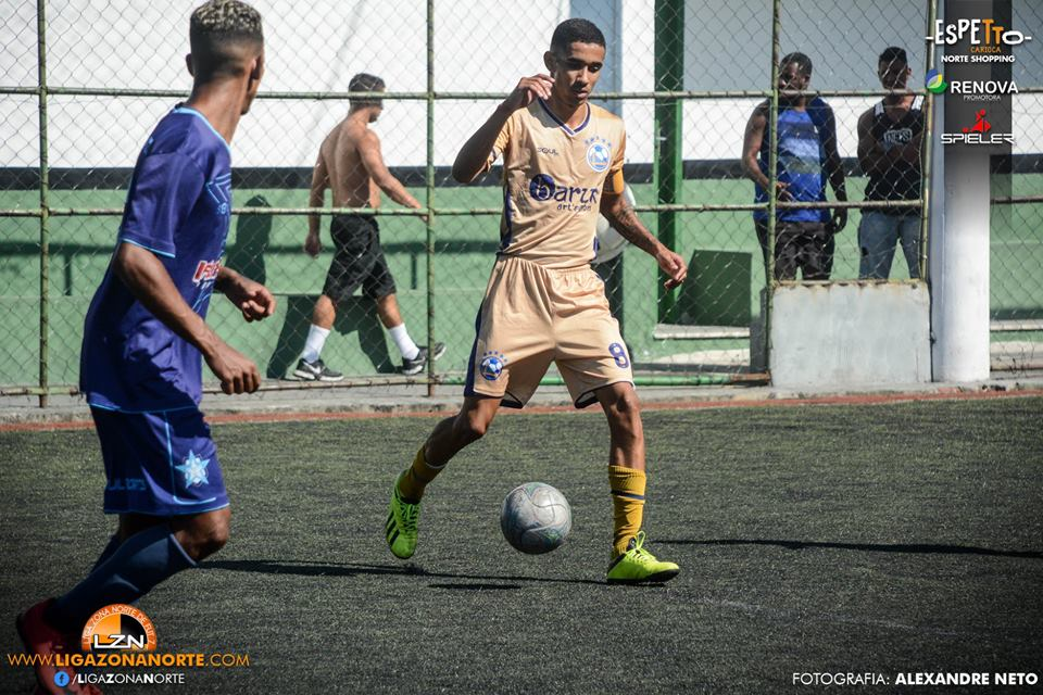 Estrela Azul FC 2                                                             x                                                                 Golden Warriors 5