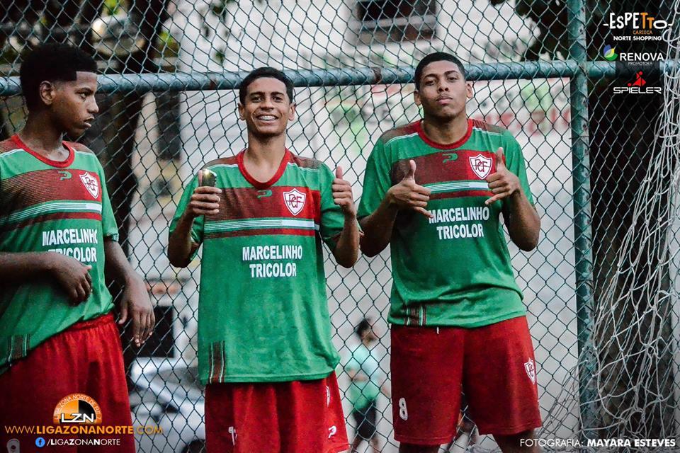 Real Talento 10                                                     x                                                         Amigos FC 1