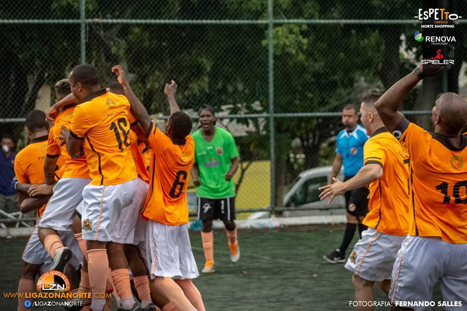 Aston Villa SL 4                                                     x                                                         Betel/Geração FC 4