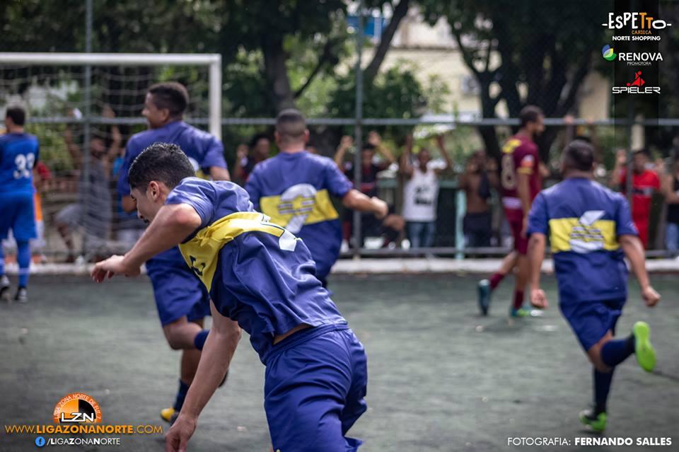 Guerreiros 3                                                     x                                                         Só Familia FC 3