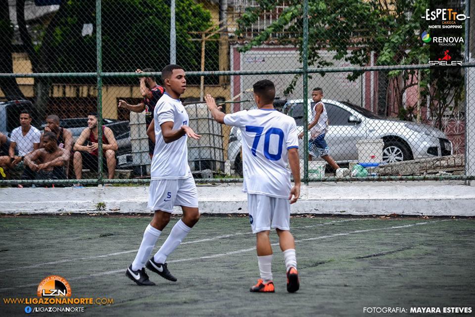 Atlético Nebuloso 8                                                             x                                                                 Real Talento 5