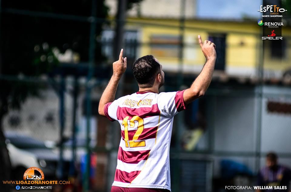 Largo das Neves FC 6                                                     x                                                         Real Galáticos 2