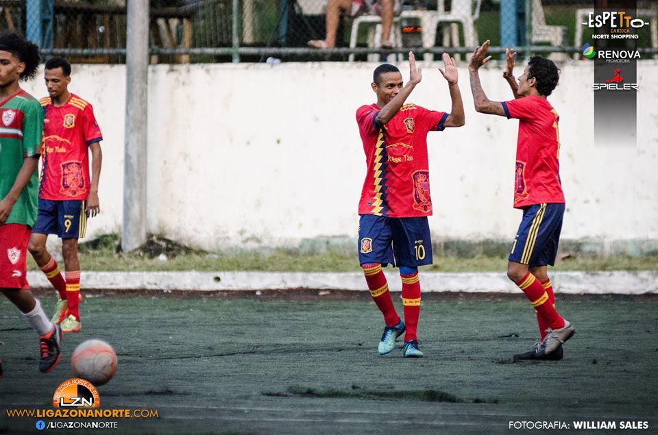 LFA 5                                                     x                                                         Real Talento 4