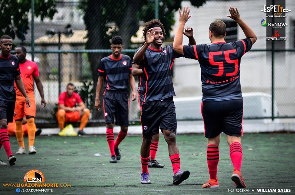Campeão Antecipado 2                                                             x                                                                 Furada FC 6
