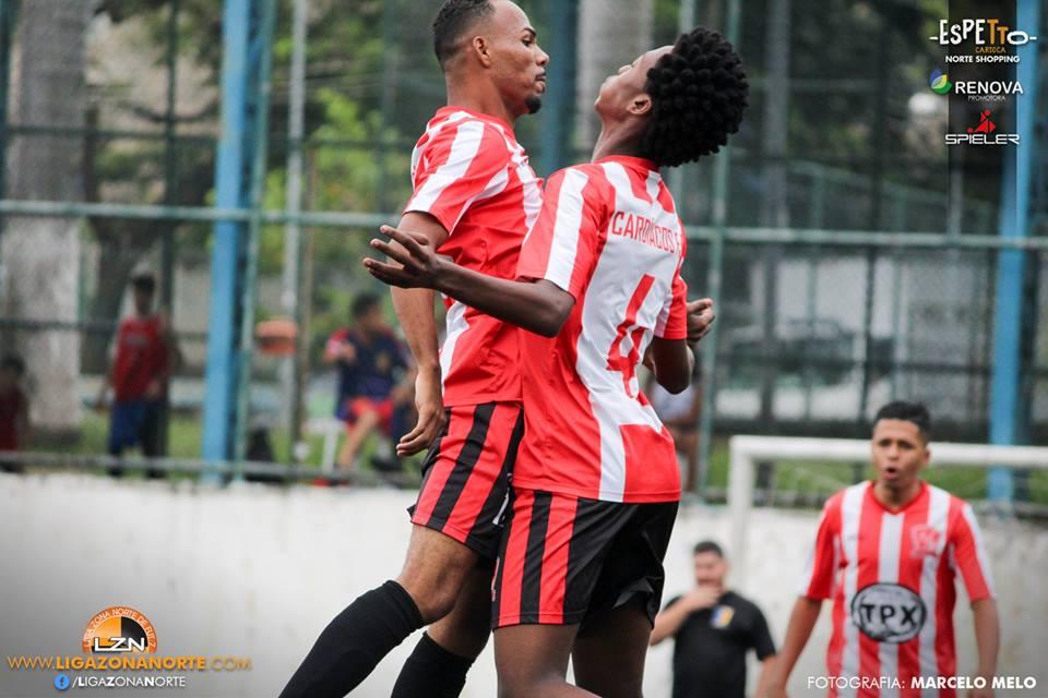 Cardiacos FC 3                                                     x                                                         Paris Olaria 2