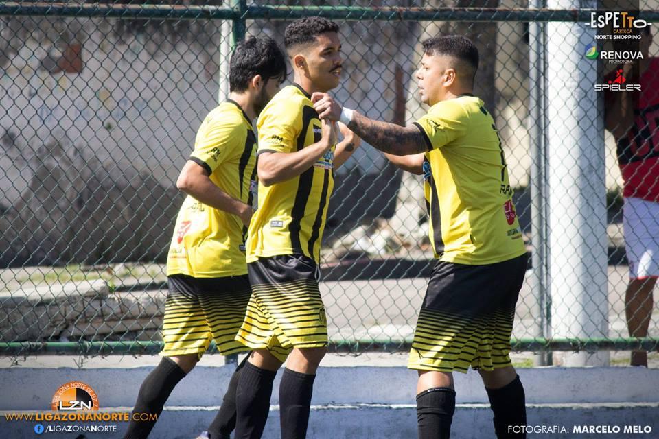 Inter do Penhão 5                                                     x                                                         Penha'rol City 4