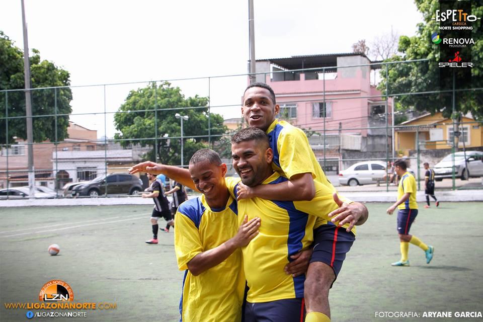 Renegados FC 7                                                             x                                                                 Atlético HG 2