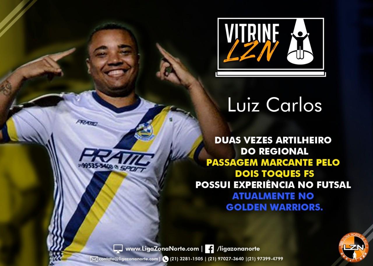 VITRINE LZN - ED.15 - LUIZ CARLOS