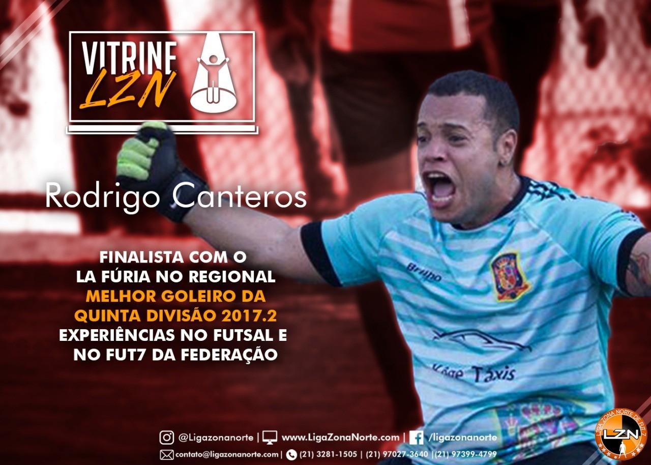 VITRINE LZN - ED. 18 - RODRIGO CANTEROS