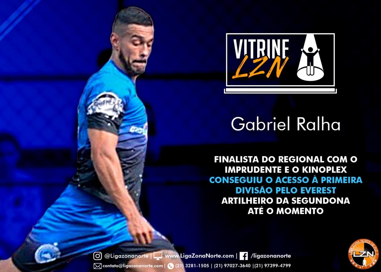 VITRINE LZN - ED. 26 - GABRIEL RALHA