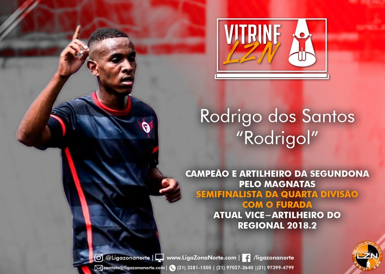 VITRINE LZN - ED. 28 - RODRIGO DOS SANTOS