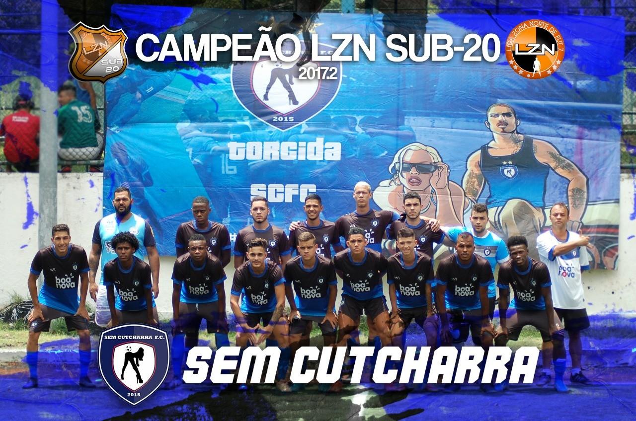 BICAMPEÃO! Jorginho e Yan brilham e o Sem Cutcharra fatura o sub-20 novamente