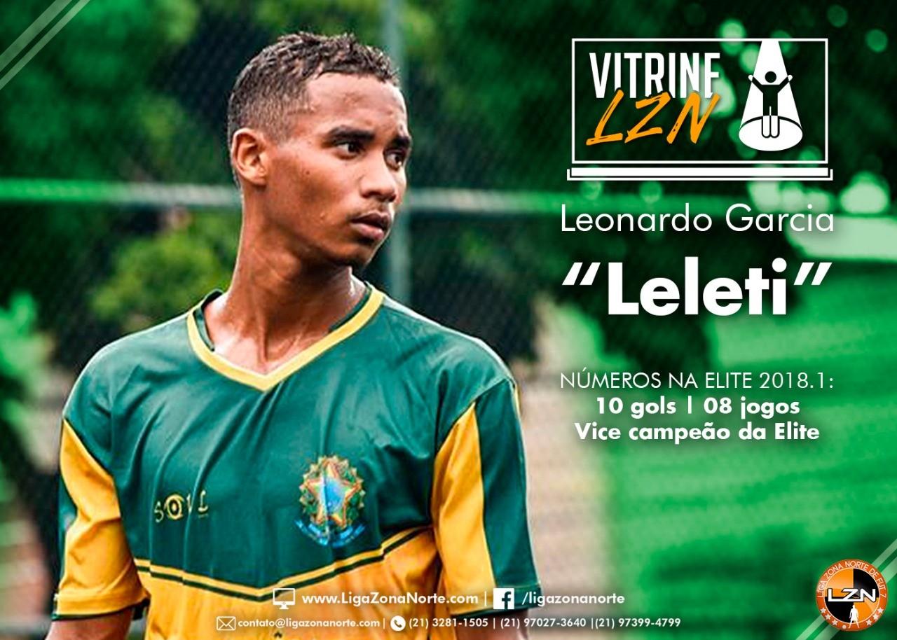 VITRINE LZN - ED.1 - LELETI