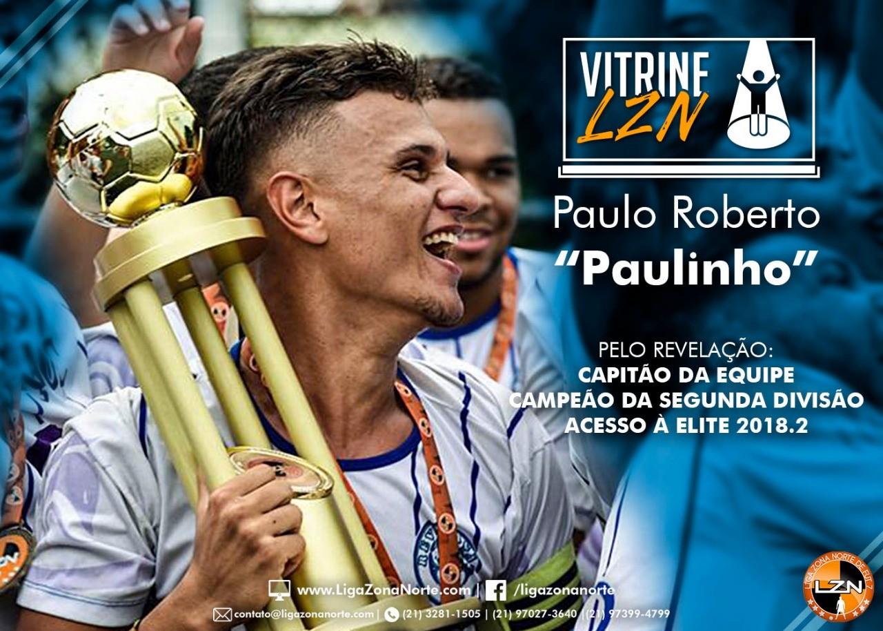 VITRINE LZN - ED.2 - PAULINHO