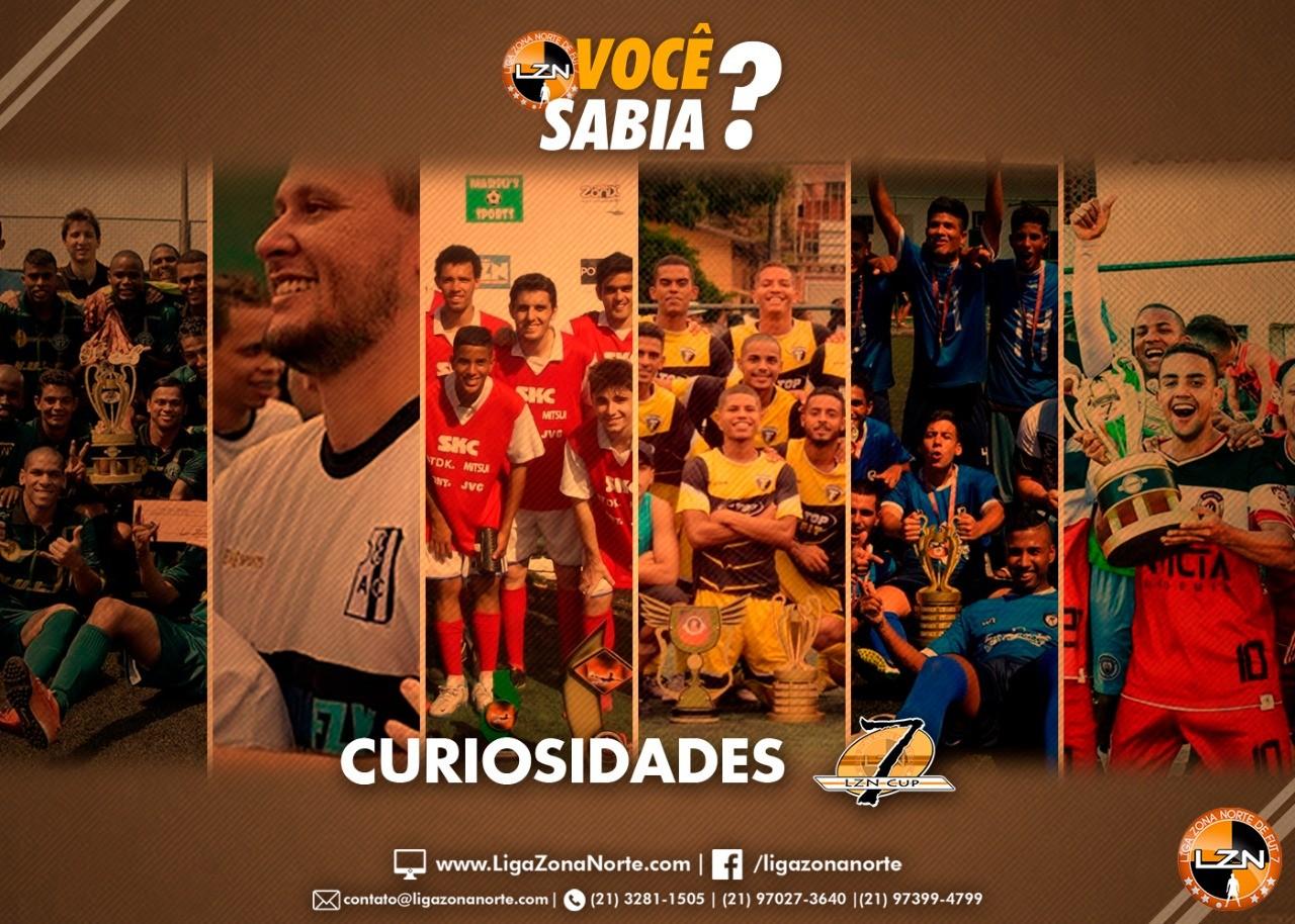 VOCÊ SABIA? - Ed.1 - Campeões da Cup